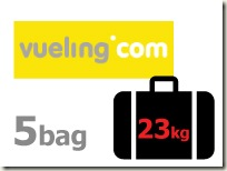 vueling-baggage-allowence