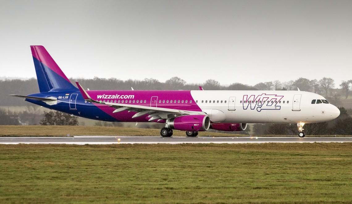 EXCLUSIV: Pe ce rute vor zbura cele 4 aeronave Airbus 321ceo ale Wizzair din București